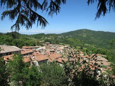 Photo for Vacation home Podere Salcerini (MTI193) in Montieri - 9 persons, 3 bedrooms