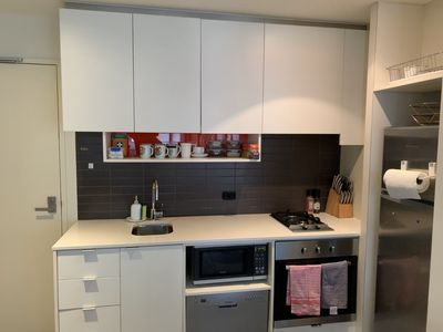 Photo for Spacious 2br near Queen Victoria Market and Free Tram Zone!!! includes Car park!