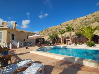 Photo for in quiet area: marveious holiday villa with not overlooked private pool