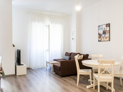 Photo for Fantastic and strategic apartment in Sant'Agostino