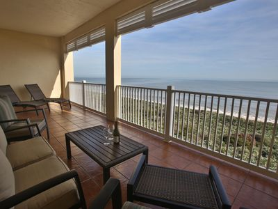 Photo for Fantastic Oceanfront 3 BR/2 BA condominium. Rent directly from the owner!