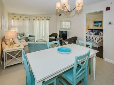 Photo for Beautiful 2 Bed/2 Bath in Beach Front Building!