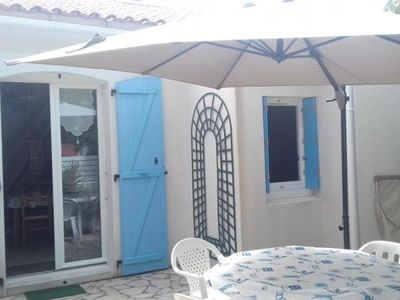 Photo for Apartment Barbâtre, 1 bedroom, 5 persons