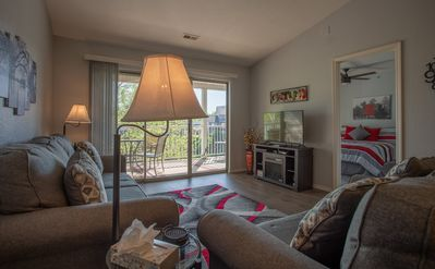 Photo for Miller Time - Super Charming 2 Bedroom, 2 Bath Condo in Fall Creek Resort!
