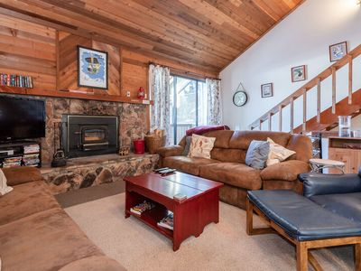 Photo for Mammoth Sierra Townhomes #25, Updated 3 bedroom 3 bathroom townhome. Sleeps 8