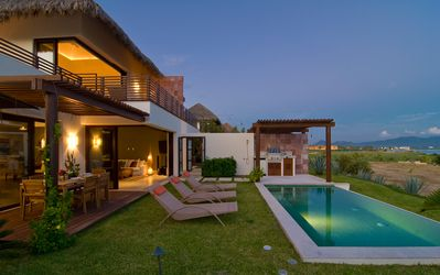 Photo for Villa Turquesa - Ideal for Couples and Families, Beautiful Pool and Beach
