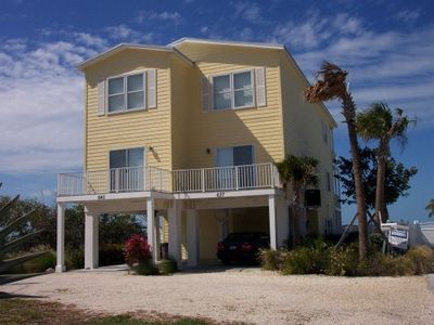 Photo for Spectacular Gulf Front Home - Pool, Dock, Incredible Gulf View