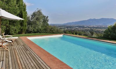 Photo for Villa in Lucca with 3 bedrooms sleeps 6