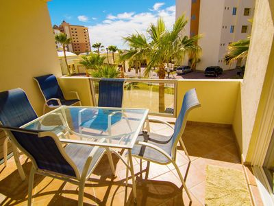 Photo for Beautiful 1½ Bedroom Condo on the Sea of Cortez at Las Palmas Resort BN-204