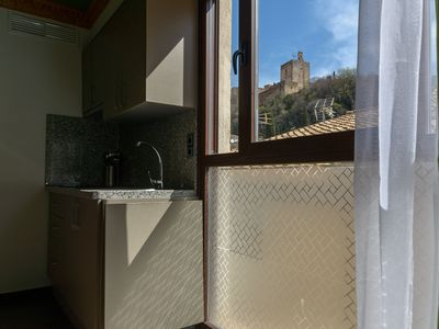Photo for Apartment with Alhambra views. In the lower Albayzín, 200 m. from Plaza Nueva