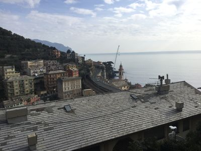 Photo for Beautiful holiday home on the Italian riviera