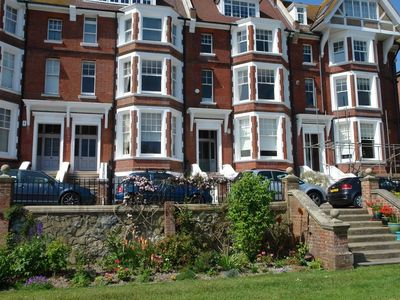 Photo for 1BR Cottage Vacation Rental in Eastbourne, East Sussex