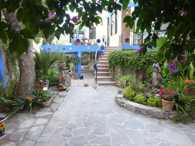 Photo for Large One-bedroom Casita With Spacious Private Garden and Patio