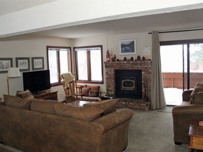 Photo for 1 Bedroom and 1 Full Bathroom, Sleeps 3, One Level to enjoy for your Mammoth Lakes Vacation
