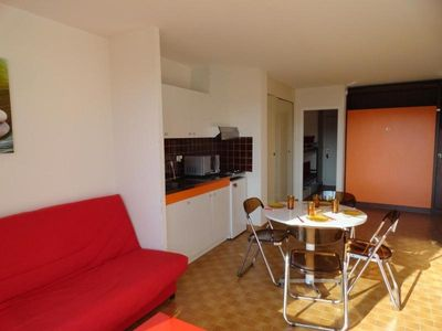 Photo for Appartement Cap d'Agde naturism, 1 room, 4 persons