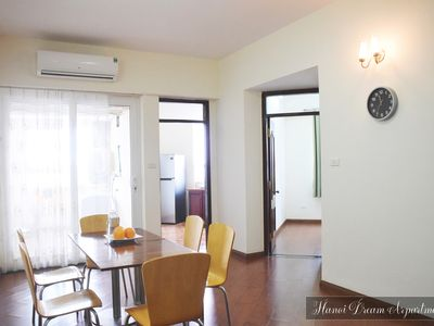Photo for Hanoi Dream Apartment with 3 bedrooms