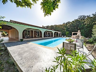 Photo for Nice villa in the center of Porto Vecchio