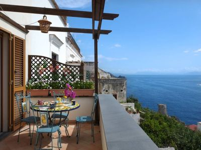 Photo for Villa with sea view & free parking special deal on May