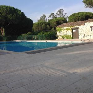 Photo for House for rent gulf of St Tropez 2 bedrooms in residence with swimming pool tennis