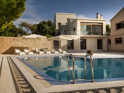 Photo for 7BR Villa Vacation Rental in Chania
