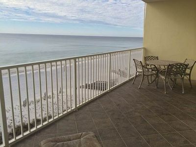 Photo for Beautiful 2 Bedroom Gulf Front Condo | Great Views! | Great Location