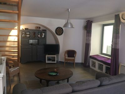 Photo for Ispagnac Cottage rental in the heart of the village