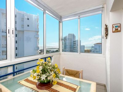 Photo for Apartment Gran Canal  in Roses, Costa Brava - 2 persons, 1 bedroom
