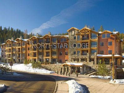 Photo for Northstar Lodge, 5  star Ski In-Ski-Out in Northstar Village, Tahoe