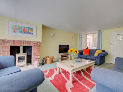 Photo for Sandcastle Cottage - Three Bedroom House, Sleeps 6