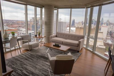 Gorgeous Views from Every Living Space