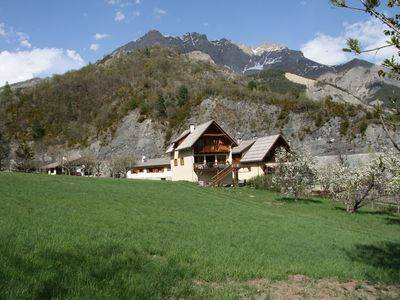 Photo for large chalet facing south