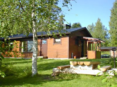 Photo for Vacation home Pikkupuro in Nilsiä - 5 persons, 2 bedrooms