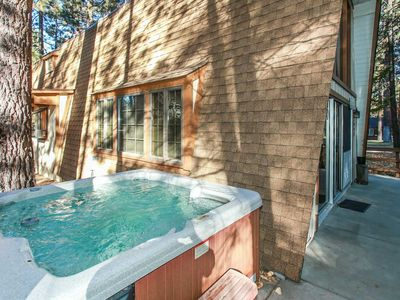 Photo for *EVERGREEN HAVEN~PRIME CENTRAL RESORT LOCATION~Hot Tub~Foosball~