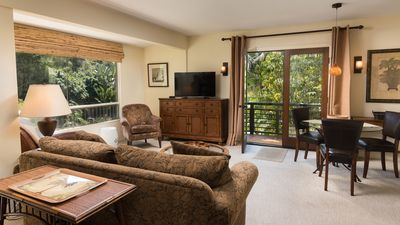 Photo for Garden 2 Bedrm  Apartment Suite at Grand Tropical Estate by Balboa Park