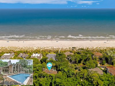 Photo for 6 Cat Boat-2nd Row-Steps from the beach and Hilton Head's most pristine beach