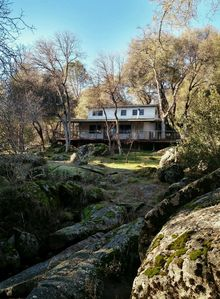 Photo for NEW Mossy Rock Strawbale Guest House 2BD near Yosemite