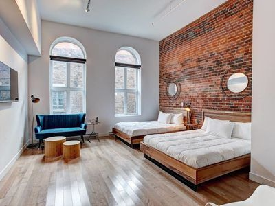 Photo for 2 bedroom Loft near Notre Dame Basilica