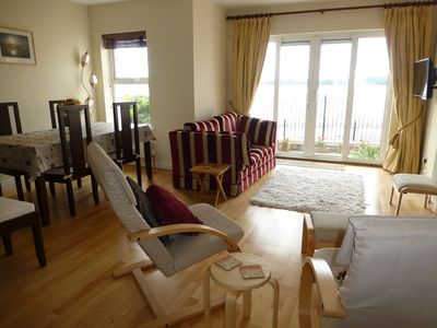 Photo for Luxury Apartment with Wonderful Mountain and Sea Views