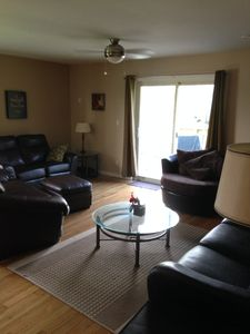 Photo for Spacious Executive 3BR Townhouse, Newly Built with Patio Deck and BBQ