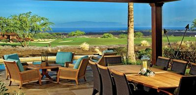 Photo for Hualalai Resort Estate Home with Breathtaking Views of Haleakala!!