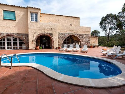 Photo for Vacation home Can Trullas in Viladecavalls - 8 persons, 4 bedrooms