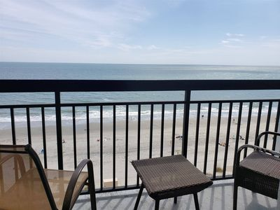 Photo for Oceanfront King Suite~Sun N Sand 811