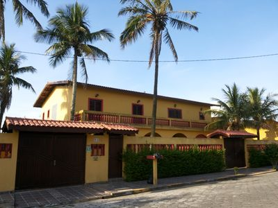 Photo for ITANHAÉM - Wonderful House w / pool - A 50m FROM THE BEST BEACH OF THE SOUTH COAST !!!