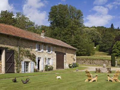 Photo for Lovely Farmhouse Independent House in Park of 10 Ha
