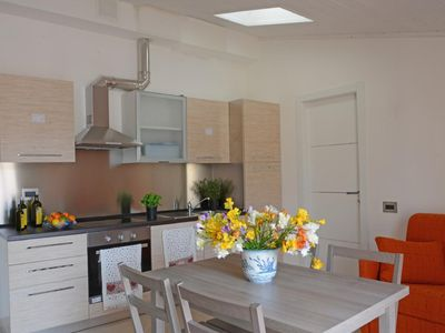 Photo for Holiday apartment Loano for 4 - 6 persons with 2 bedrooms - Penthouse holiday apartment