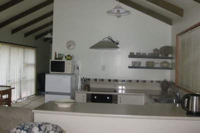 New fully-equiped kitchen