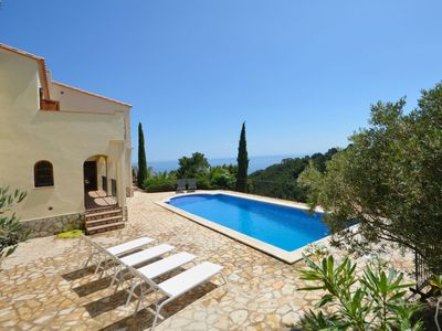 Photo for Fantastic detached house with sea views, located in a quiet residential area about 2 km fr
