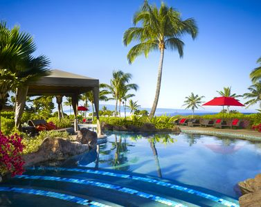 Photo for 4 Diamond OCEANFRONT KONEA Honua Kai Resort, Kaanapali Beach OCEAN VIEW Luxury