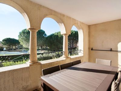 Photo for Village Pont Royal in Provence - Maeva Individuals - 3 room apartment for 7 people Selection