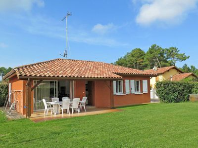 Photo for 3 bedroom Villa, sleeps 6 in Messanges with WiFi